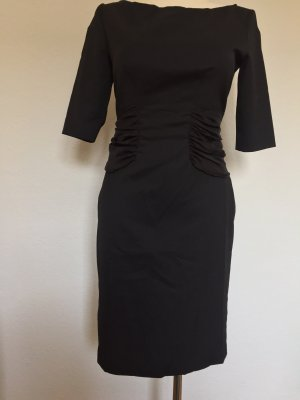 Pierre Balmain Midi Dress black