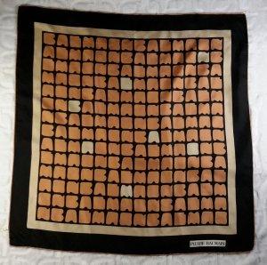 Pierre Balmain Sciarpa di seta multicolore Seta
