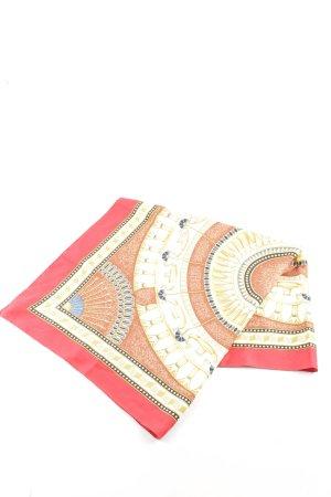 Pierre Balmain Silk Cloth graphic pattern elegant