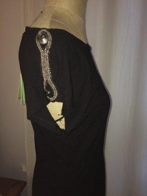 Pierre Balmain Shirt  mit dekorativen Schulterepuletten