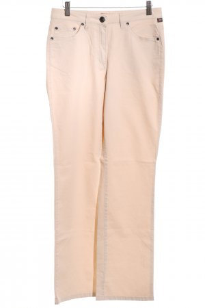 Pierre Cardin Five-Pocket Trousers cream color gradient casual look
