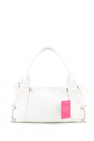 Pierre Cardin Carry Bag white business style