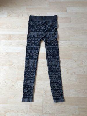 Pierre Cardin Leggings black-grey