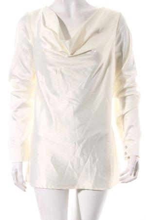 Pierre Cardin Schlupf-Bluse creme Elegant