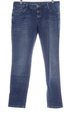 Pierre Cardin Slim Jeans stahlblau Casual-Look