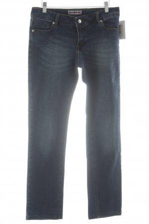Pierre Cardin Stretch Jeans blau Casual-Look