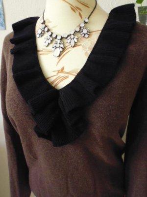 pierre claire Cashmere Jumper multicolored cashmere