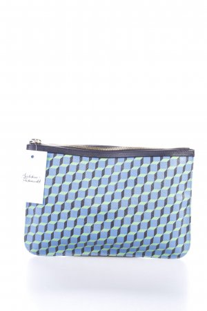 Pierre Hardy Clutch grafisches Muster