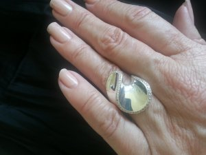 Pierre Lang 925 Sterling Silber*** Ring Gr. 16