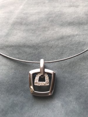 Pierre Lang Necklace silver-colored