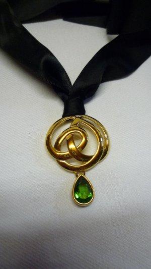 Pierre Lang Pendente oro-verde bosco Metallo