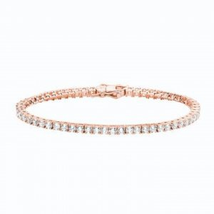 Pierre Lang Bracelet or rose