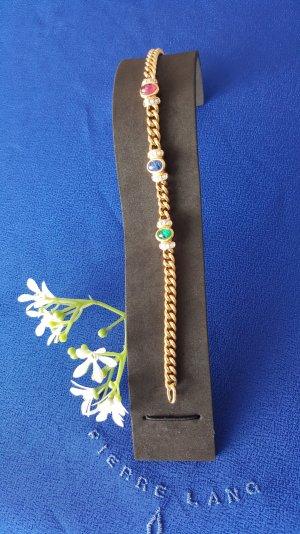PIERRE LANG Armband vergoldet mit Swarovski Steinen