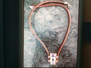 Pierre Lang Collar estilo collier multicolor