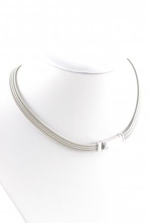 Pierre Lang Collier zilver-goud elegant