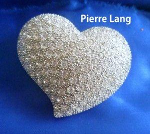 PIERRE LANG -großer Herzanhänger-letzter Preis