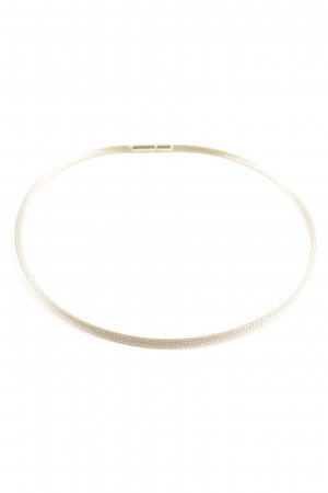 Pierre Lang Necklace gold-colored casual look