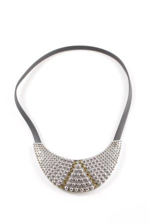 Pierre Lang Collar color oro estilo extravagante