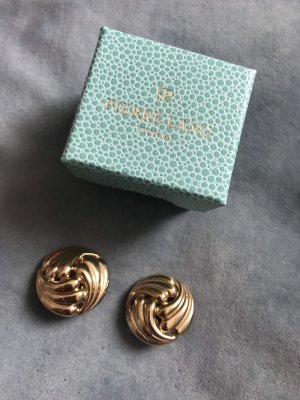 Pierre Lang Earclip gold-colored