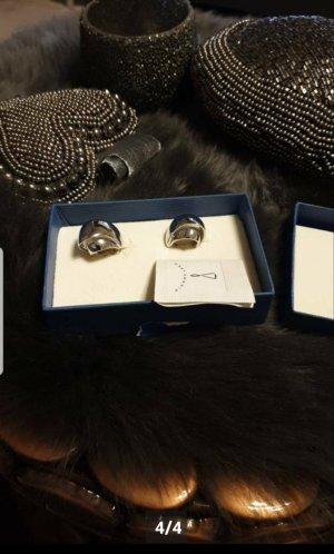 Pierre Lang Orecchino a clip argento