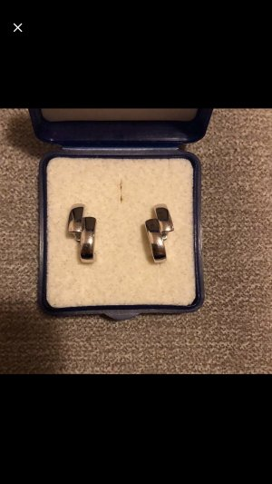 Pierre Lang Ear stud silver-colored
