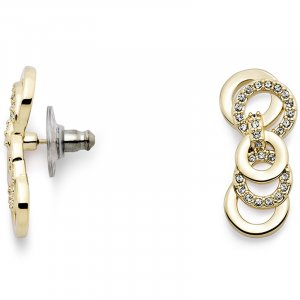 Pierre Lang Ear stud gold-colored