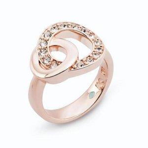 "Pierre Lang Ring ""Opera"" in Rosegold, Gr. 7 Neu OVP"