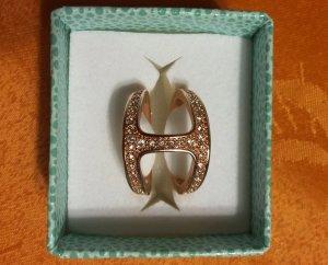 Pierre Lang Ring RSG/KY roségold Swarovskisteine Gr. 8 bzw. 18 mm bzw 57 #016758
