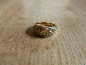 Pierre Lang Ring Steinchen gold 4