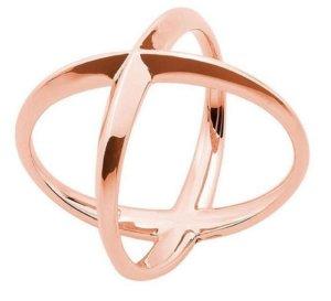 "Pierre Lang toller Ring ""A sky full of Stars"" Rosegold Neu OVP"