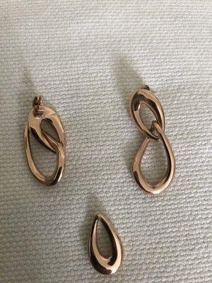 Pierre Lang Pendente argento-oro