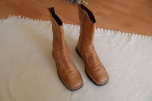 Pikolinos Buskins sand brown leather
