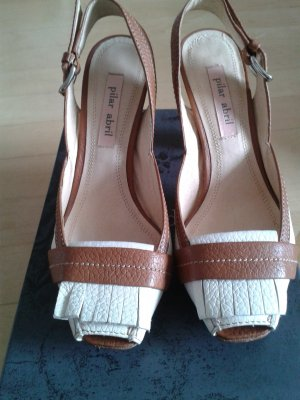 Pilar Abril Pumps Gr.36
