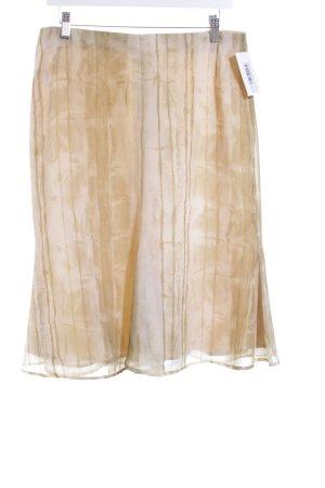 Pilar Rock beige-blassgrün Kunstmuster extravaganter Stil