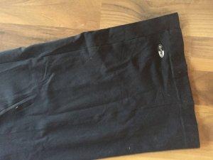 Pilates Sporthose schwarz, lang