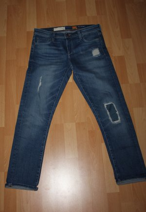 Pilcro Jeans neu Hyphen relaxed Boyfriend damaged 28 Anthropologie