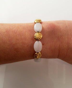 Pilgrim Armband golden-weiß NP. 27,95€