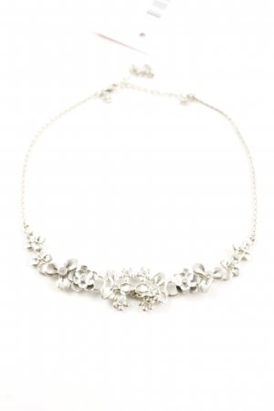 Pilgrim Collier Necklace silver-colored elegant