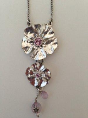 Pilgrim Damenhalskette, Blütendesign