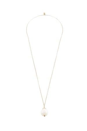 Pilgrim Necklace gold-colored-white elegant