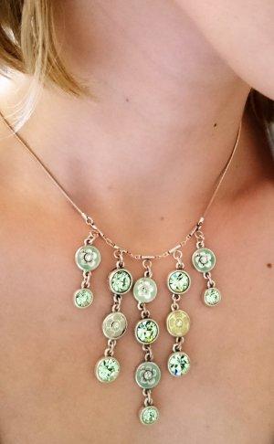 Pilgrim Necklace multicolored real silver