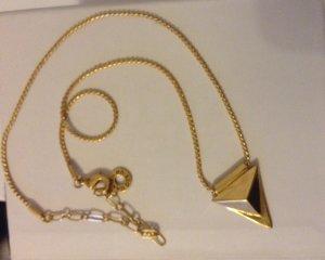 Pilgrim Triangel Kette dänisches Design