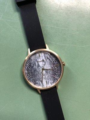 Pilgrim Self-Winding Watch black-dark blue