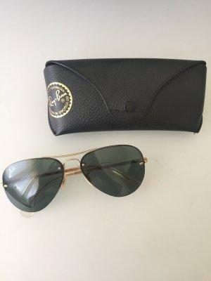 Ray Ban Glasses sand brown-black