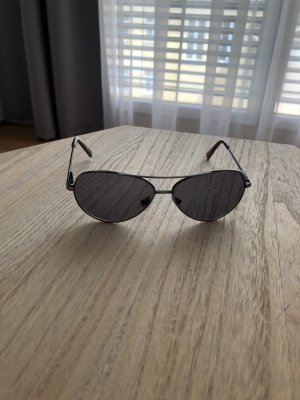 Piloten-Sonnenbrille Fossil grau/blau