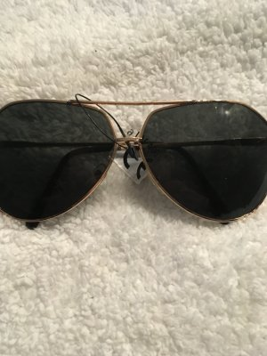 Pilotenbrille Sonnenbrille Neu UV 400