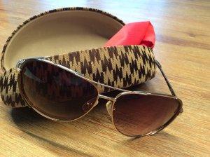 Pilotenbrille von Michael Kors Gold