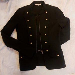 Anna Field Flight Jacket black polyester