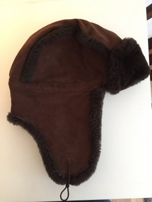 UGG Australia Cap dark brown-brown