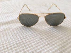 Pilotensonnenbrille Spiegel Gläser One size